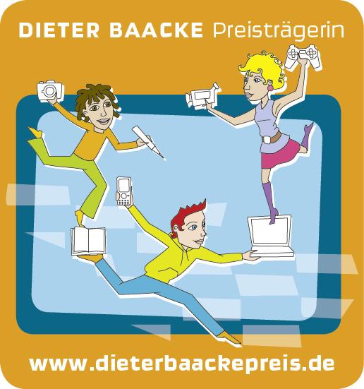 Logo Dieter Baacke-Preis