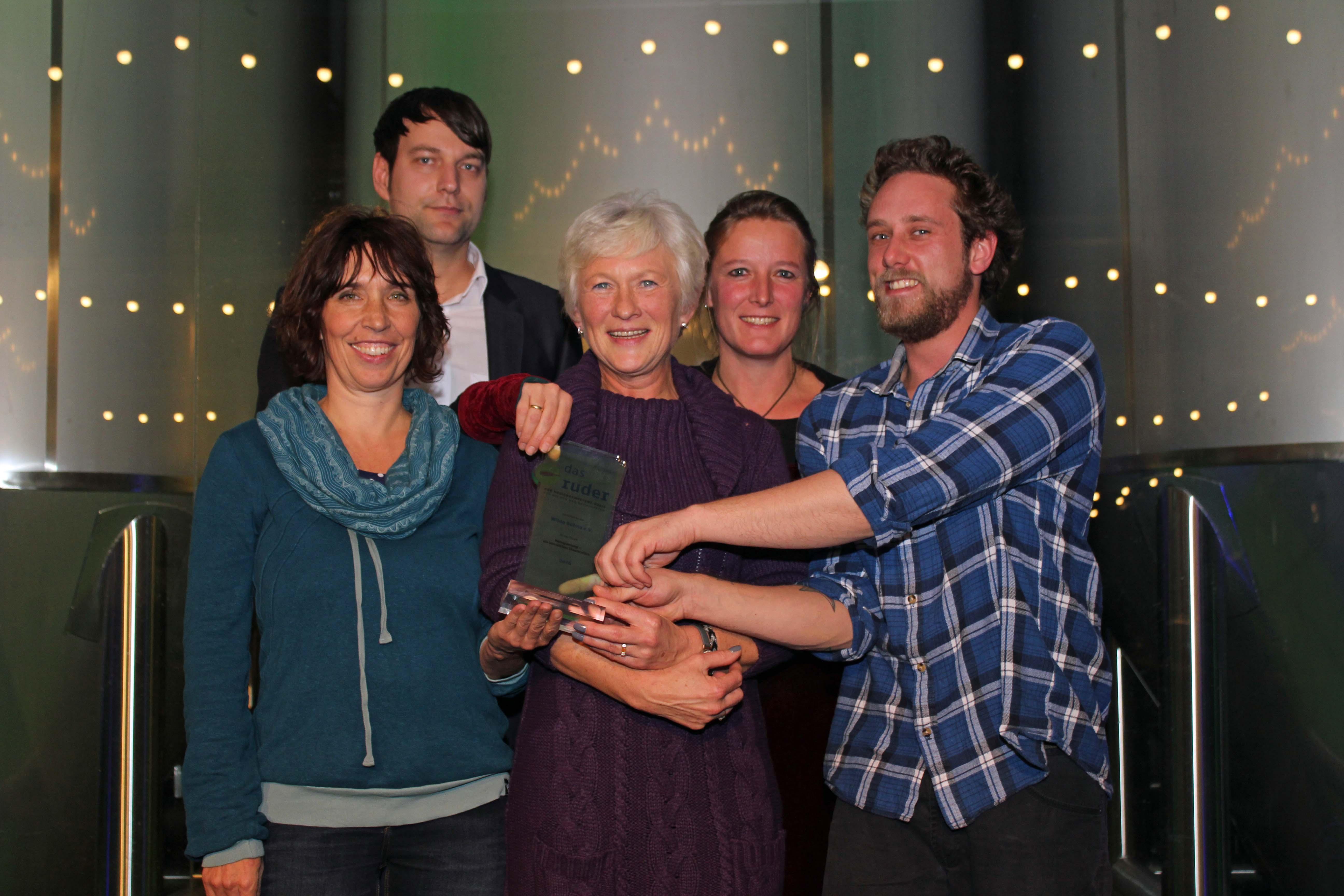 Preisträger Das Ruder 2016 Wilde Bühne Bremen